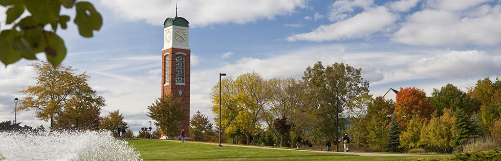 GVSU Clock Tower